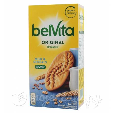 Ciastka zbożowe Belvita z mlekiem 300g Mondelez