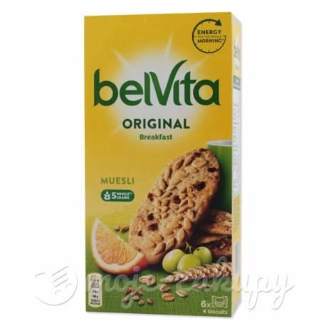 Ciastka zbożowe Belvita z musli 300g Mondelez