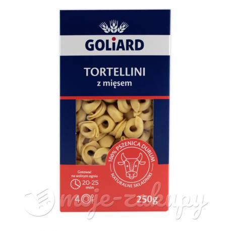 Tortellini z mięsem 250g Goliard