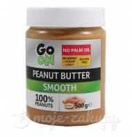 Masło orzechowe 100% naturalne 500g Go On
