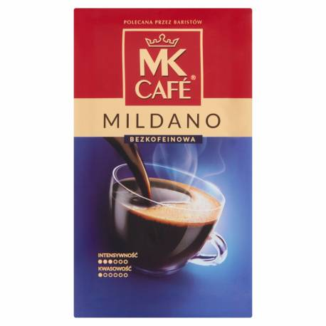 Mk Cafe Mildano Bez Kofeiny 250g