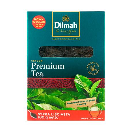 Dilmah Premium Tea herbata sypka 100g