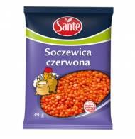 Soczewica czerwona 350 g Sante