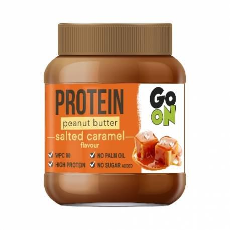 Masło Orzechowe Go On Protein Słony Karmel 350g