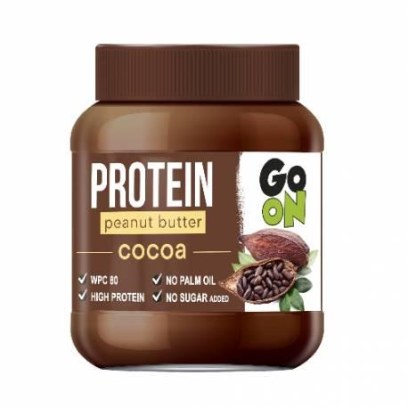 Masło Orzechowe Go On Protein Kakao 350g