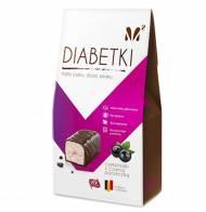Diabetki z czarną porzeczką, bez dodatku cukru 100g Alma Bonbons