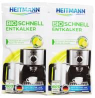 Odkamieniacz do ekspresów, czajników 2x25g BIO Heitmann