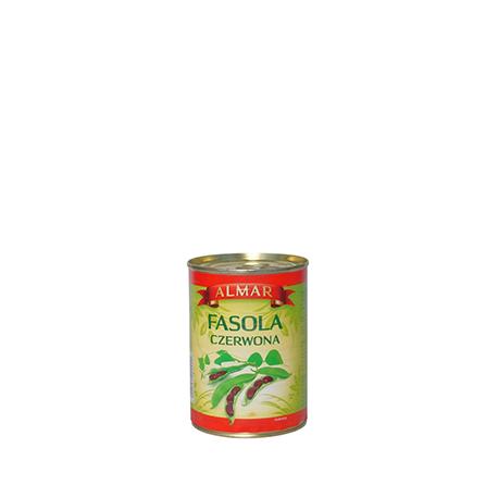 FASOLKA CZERWONA ALMAR 380G