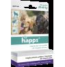 Krople przeciw pchłom i kleszczom dla dużych psów 4ml HAPPS - BROS