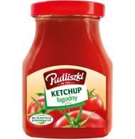 Ketchup PUDLISZKI Łagodny 205g