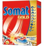 SOMAT GOLD - Tabletki do mycia naczyń 44szt.