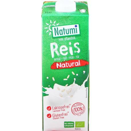 Napój Ryżowy Naturalny 1l Natumi