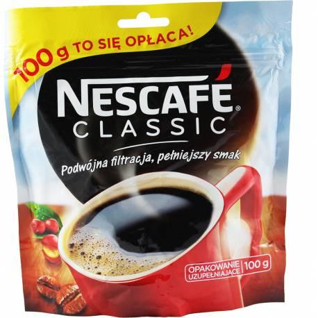 Kawa Rozpuszczalna Nescafé Classic 100g