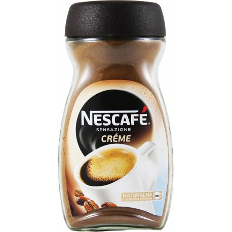 Nescafé Sensazione Creme 200g