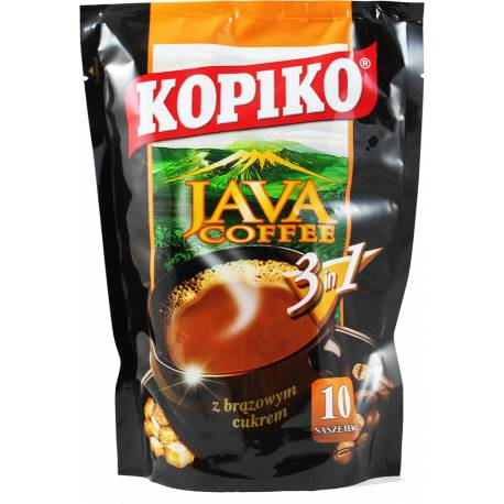 Kopiko Java Coffee 3w1 210g