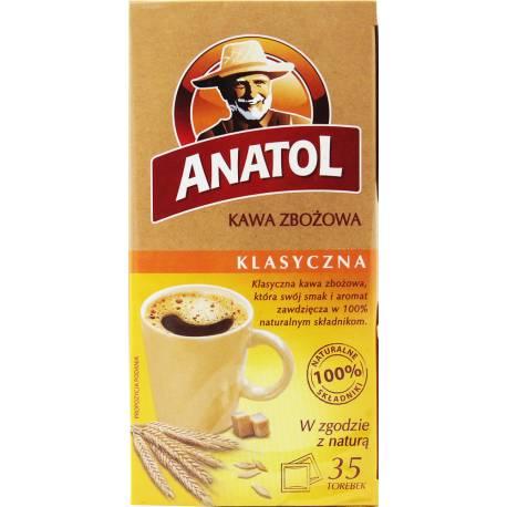 Kawa Zbożowa Klasyczna Anatol 147g