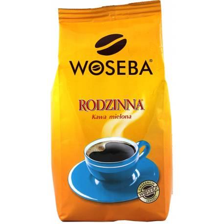 Kawa Mielona Woseba Rodzinna 250g