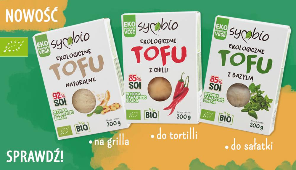 Tofu ekologiczne Symbio